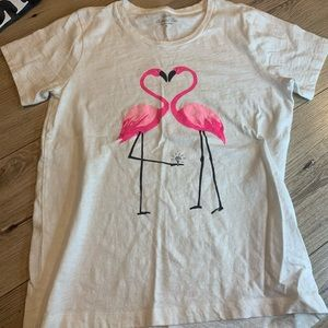 Tops - Flamingo T-shirt